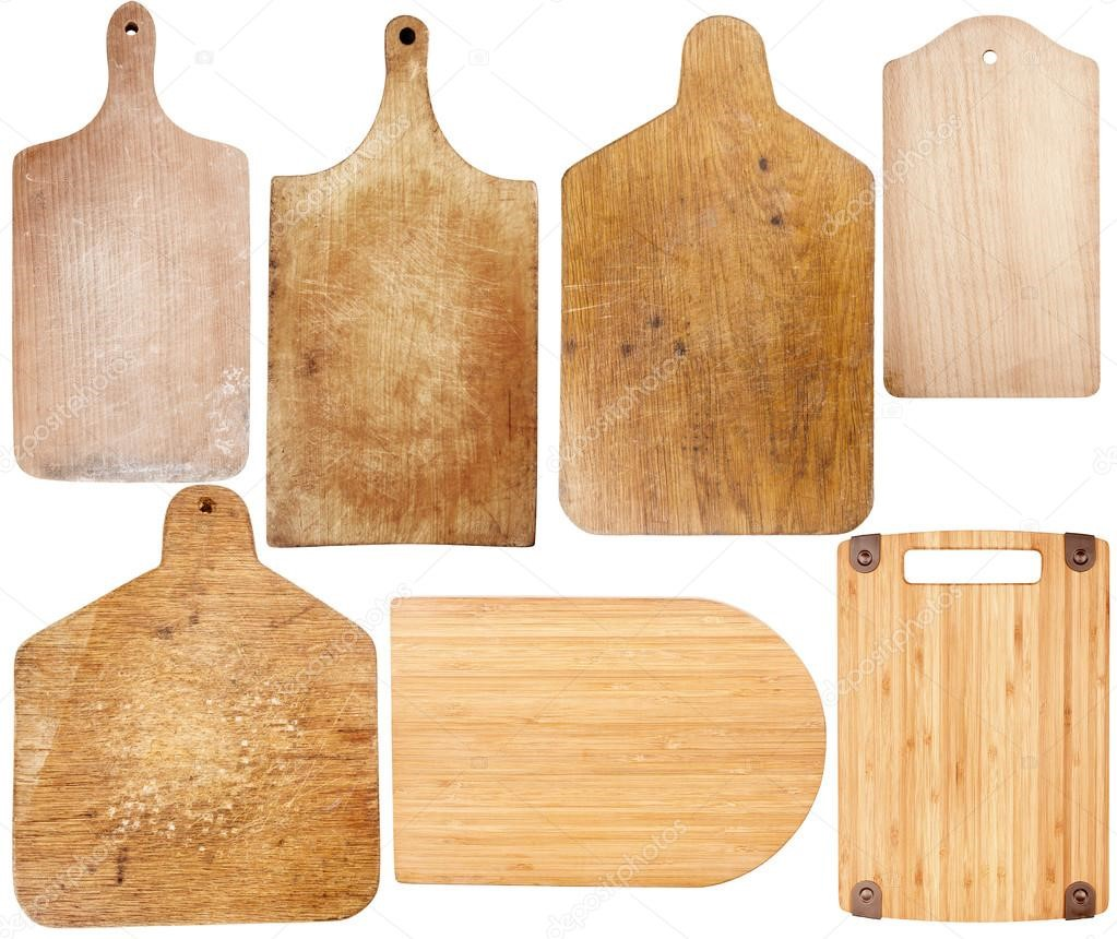 Set of boards